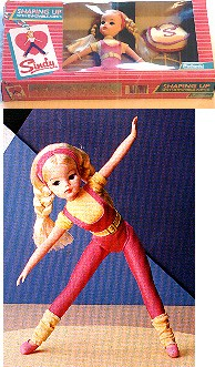 Sindy in the 1980s